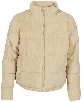 Only ONLCOLE women's Jacket in Beige