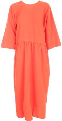 Sofie D'hoore Sofie dHoore 3/4s Dress Pleats All Around Waist