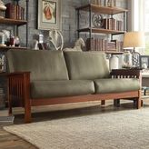 HomeVance Ryder Mission Sofa
