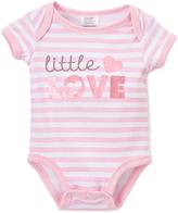 Baby Essentials Pink 'Little Love' Bodysuit - Infant
