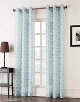 Home Studio Tarani Aqua Sheer Window Panels