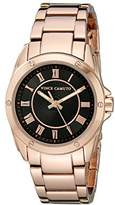 Vince Camuto Women's Quartz Watch with Analogue Display and Stainless Steel Bracelet