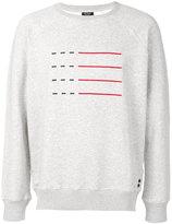 Ron Dorff Swim Lines sweatshirt