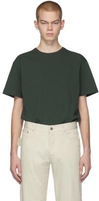 Bottega Veneta Green Stitch T-Shirt