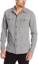 Levi's Men's Standard Denim Work Shirt