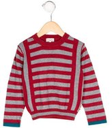 Paul Smith Boys' Striped Rib Knit Sweater
