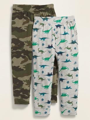 Old Navy Printed Jersey Leggings 2-Pack for Toddler Boys