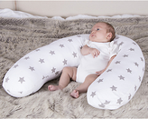 Widgey Plus Silver Star Pregnancy & Sleep Pillow