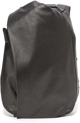 Côte and Ciel Isar Coated Canvas Medium Backpack