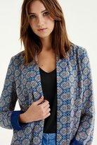 Louben Large Foulard Tile Jacket