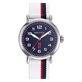 Nautica N83 Ladies NAPWLA902 Wakeland Fabric Strap Watch