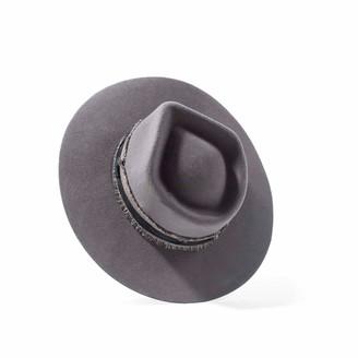 P'ook By Arlop Wool Felt Dominic Hat - Oxford
