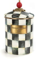 Mackenzie Childs MacKenzie-Childs Courtly Check Medium Canister