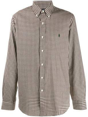 Polo Ralph Lauren gingham check shirt