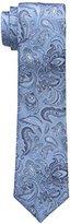 Haggar Men's Tall Performance Extra Long Paisley Necktie