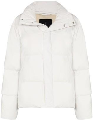 Rains Boxy-Fit Puffer Jacket