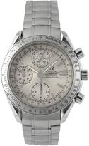 OMEGA Omega Preowned Speedmaster Triple Calendar. Silver dial. Ref: 3221.3 Mens Watch