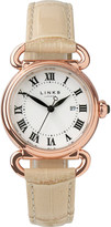 Links of London Driver rose gold-plated watch