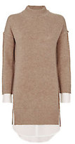 Brochu Walker Layered Sweater Dress