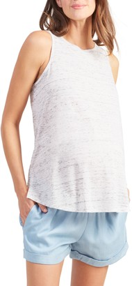 Ingrid & Isabel Active Cross Back Maternity Tank