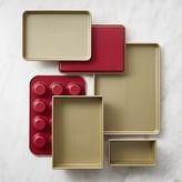 Williams-Sonoma Nonstick Red Goldtouch® 6-Piece Essentials Bakeware Set