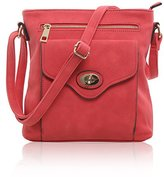 MG Collection Designer Shoulder Bag Convertible Cross-Body