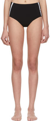 WARD WHILLAS Reversible Black Faye Bikini Bottom