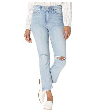 Hudson Jeans Women's Holly HIGH Rise Crop Straight Jean