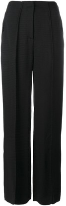 Esteban Cortazar Wide Leg Trousers
