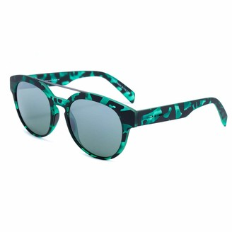 Italia Independent Sunglasses 0900-152-50 (50 mm) Green