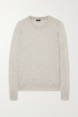 Joseph Cashmere Sweater - Gray