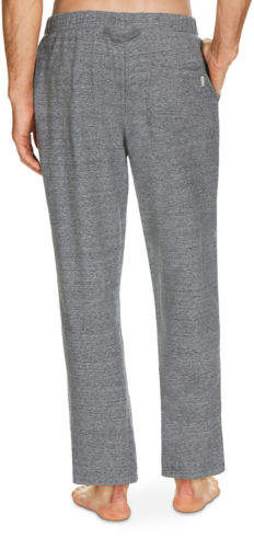 Jockey NEW Weekender knit marle sleep pant Grey Marle