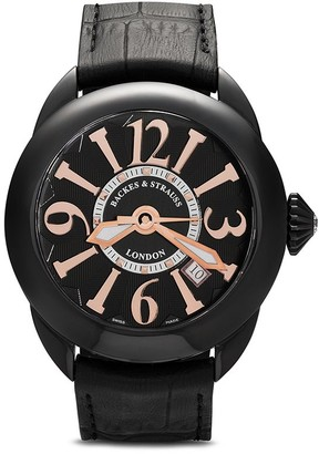 Backes & Strauss Piccadilly Black Knight 40mm