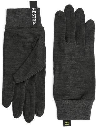 Arket Hestra Merino Liner Gloves