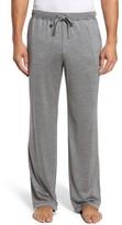 Daniel Buchler Men's Silk & Cotton Lounge Pants