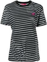 McQ by Alexander McQueen striped T-shirt