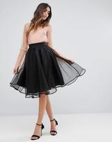 New Look Tulle Skater Skirt