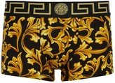 Versace Iconic Baroque Stretch Cotton Boxer Briefs