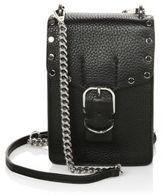 Rebecca Minkoff Biker Phone Leather Crossbody Bag