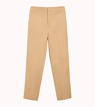 Tod's Trousers in Leather