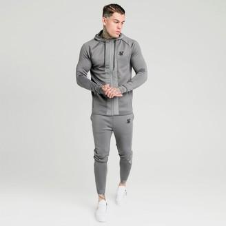 SikSilk Men's Creased Nylon Pants