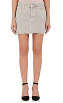 J Brand Women's Bonny Denim Miniskirt