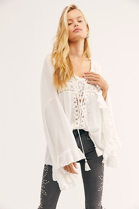 The Endless Summer Patti Top