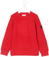 Boss Kids knitted sweatshirt
