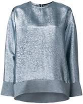 Stella McCartney metallic top