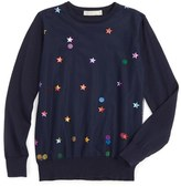 Stella McCartney Toddler Girl's Kimberly Sequin Sweater
