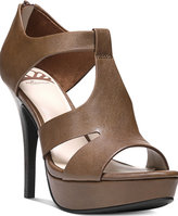 Fergalicious Emilee Platform Dress Sandals