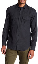 Belstaff Steven Brushed Flannel Shirt
