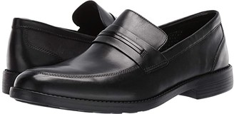 Bostonian Birkett Way (Black Leather) Men's Shoes
