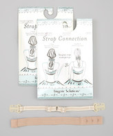 The Natural Nude Bra-Converter Straps - Set of Two